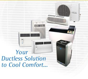 Ductless split air conditioners have been manufactured and used in Japan for many years and it has been recently introduced in other countries also. They are mainly